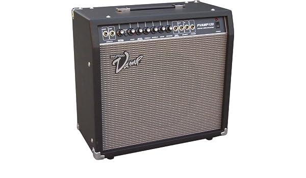 PYLE-PRO PVAMP120 120W GUITAR PRACTICE AMPLIFIER: Amazon.es: Instrumentos musicales