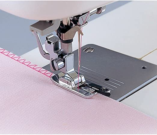 Overlock Overedge - Prensatelas para máquina de coser: Amazon.es: Hogar