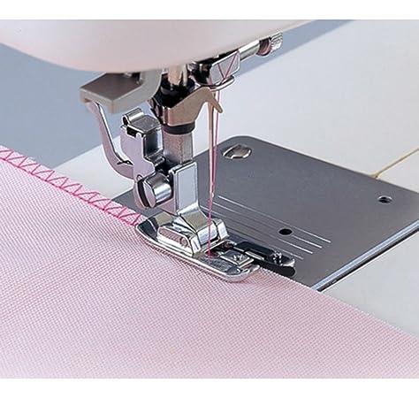 Applique transparente máquina de coser prensatelas único pin para ...