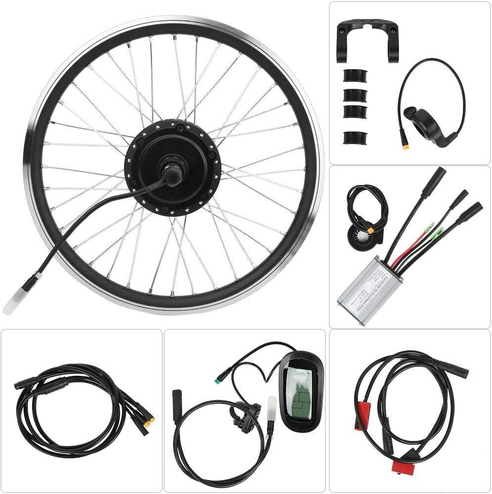 Focket Kit de conversión de Bicicleta eléctrica, 36V 250W Kit de ...