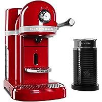 KitchenAid Nespresso 5-Cup Espresso Machine and Milk Frother
