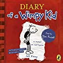 Diary of a Wimpy Kid: Diary of a Wimpy Kid, Book 1 Hörbuch von Jeff Kinney Gesprochen von: Dan Russell
