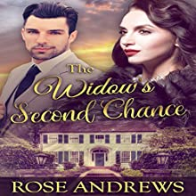 The Widow's Second Chance Audiobook by Rose Andrews Narrated by Sarah Kempton