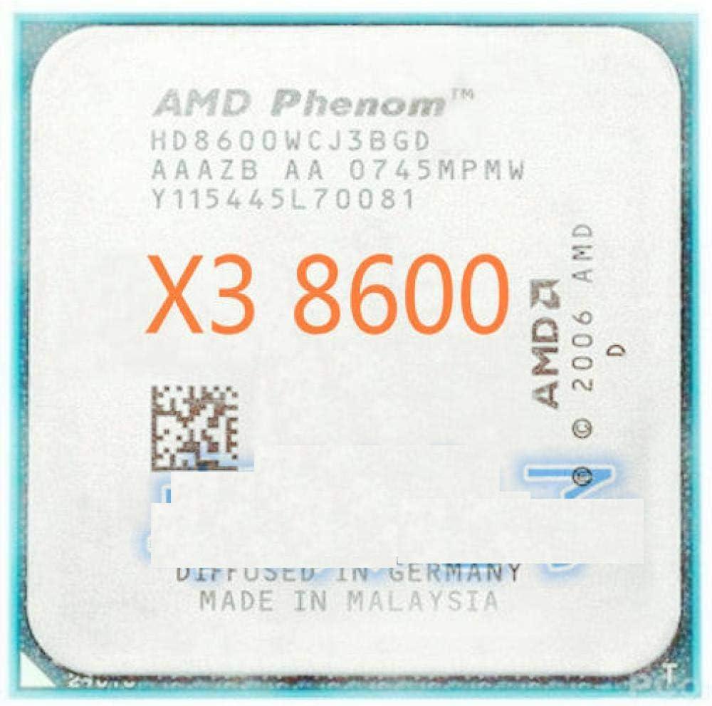 95W L3=2M, AMD Phenom X3 8600 2.3GHz Triple Core Processor Socket AM2//AM2 940-pin CPU