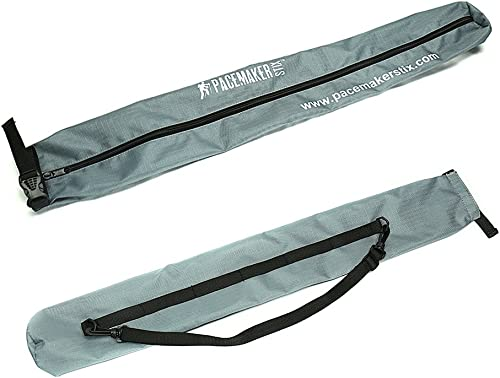 Pacemaker Stix Walking Pole Carry Bag for 3 Pieces Walking Hiking Poles Fits Almost All Brands of Trekking Poles for Walking Hiking Travel