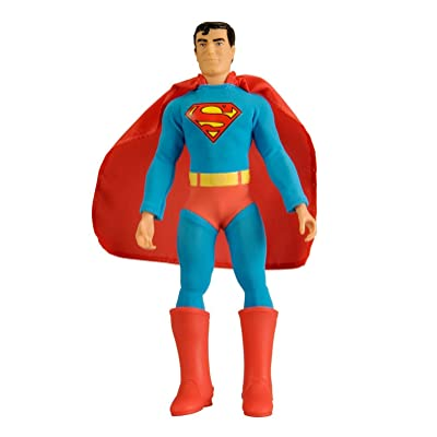 DC Universe World's Greatest Superheroes Superman Figure: Toys & Games
