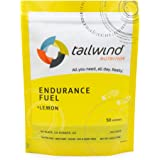 Tailwind Nutrition Lemon Endurance Fuel 50 Serving - Hydration Drink Mix with Electrolytes, Carbohydrates - Non-GMO…