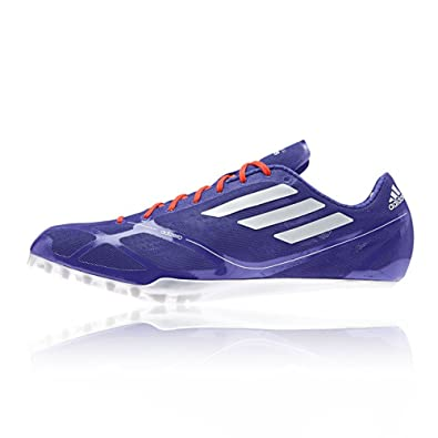 Original Men's Adidas Purple Running Spikes