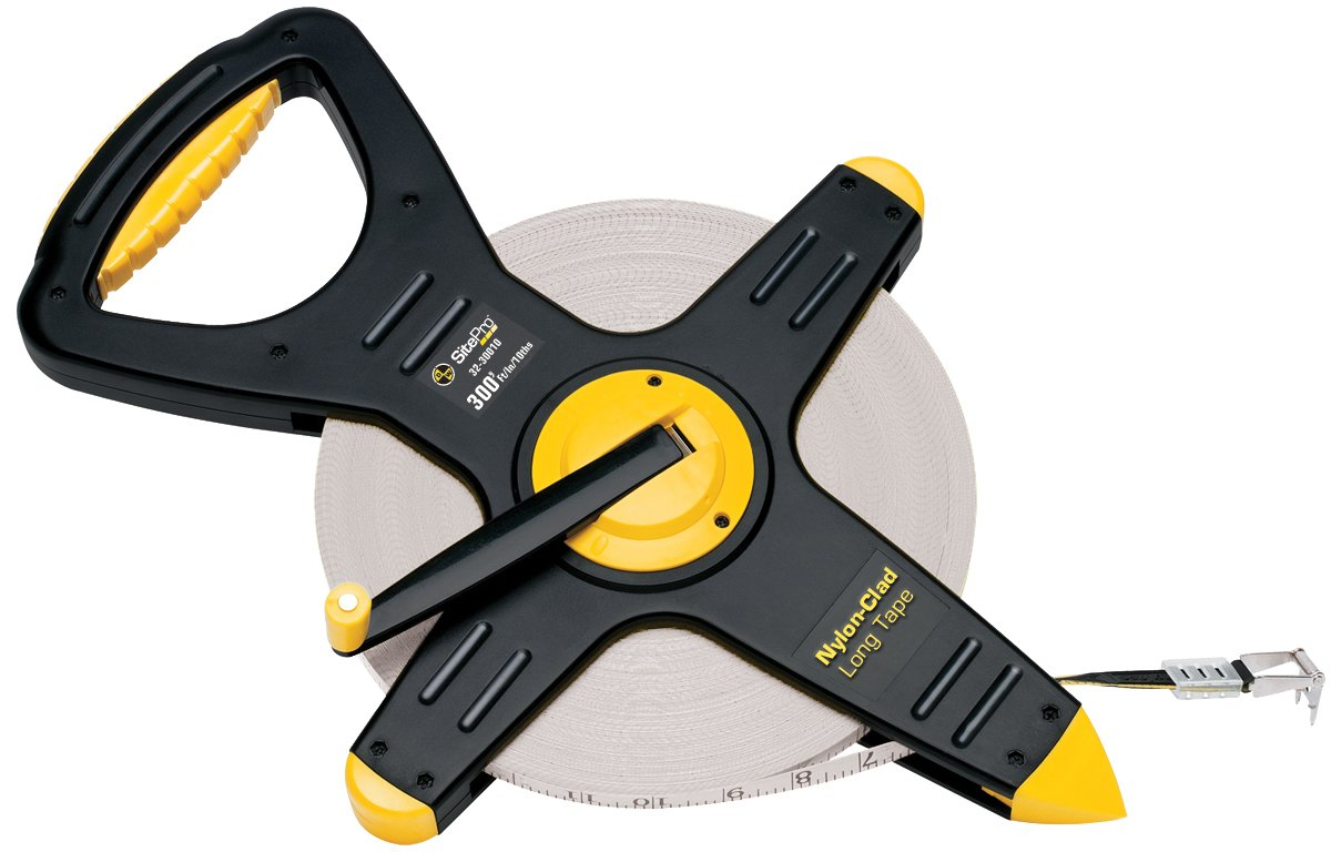 SitePro 32-30010 300-Feet Nyclad Steel Tape by SitePro (Image #1)