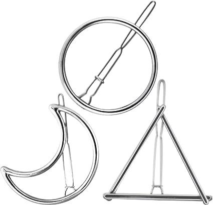 Geometry Hair Clip