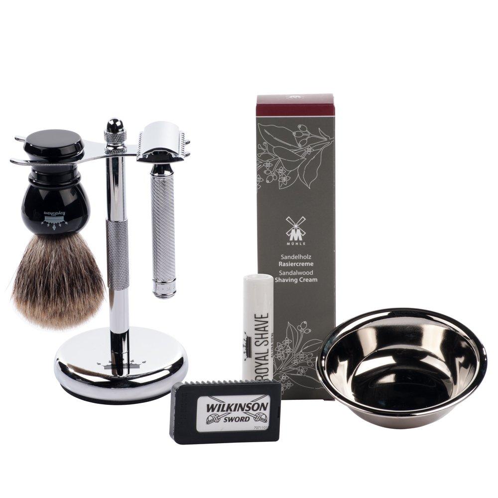 Muhle R89 Grande Classsic Wet Shaving Gift Set (Aloe Vera)