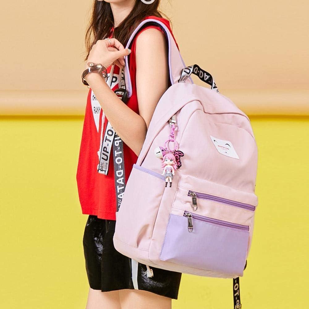 Mayanyan Bag High School Students a Simple Hong Kong Style Double Shoulder Bag Ladies Gift