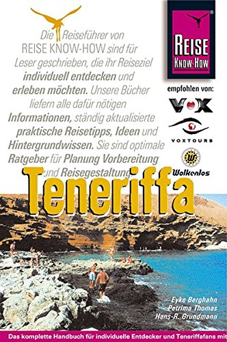 Teneriffa: Reisehandbuch (Reise Know How)