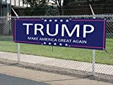 Donald Trump President 2016 3x8 Ft Banner Sign