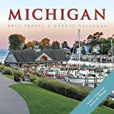 Michigan 2019 Wall Calendar
