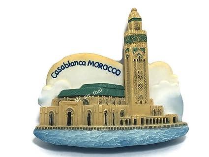 Amazon Com Hassan Ii Mosque Casablanca Morocco Souvenir