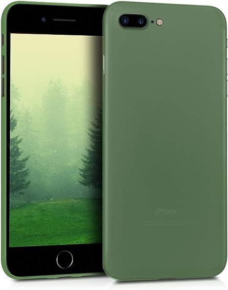 vanki Custodia iPhone 7 Plus 3 in 1 Hard Pc Ultra Slim Case Cover