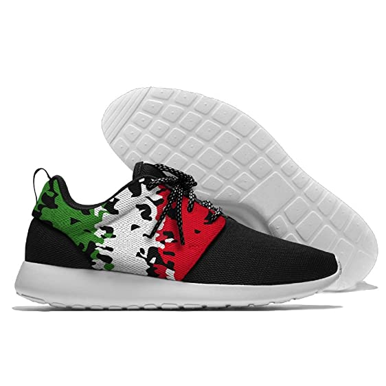 Flag Of Italy Jogging Shoes Sport Sneakers Casual Shoes