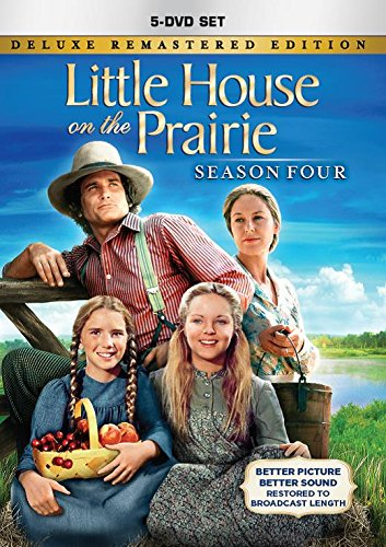 Little House On The Prairie Season 4 Deluxe Remastered Edition [DVD]
