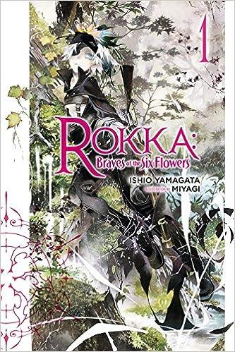Amazon com: Rokka: Braves of the Six Flowers, Vol  1 (light