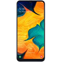 Samsung Galaxy A30 Dual SIM - 64GB, 4GB RAM, 4G LTE, White, UAE Version
