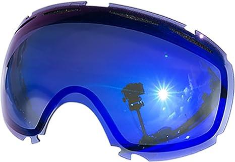 16b9971b54c Amazon.com   Zero Replacement Lenses for Oakley Canopy Snow Goggle ...