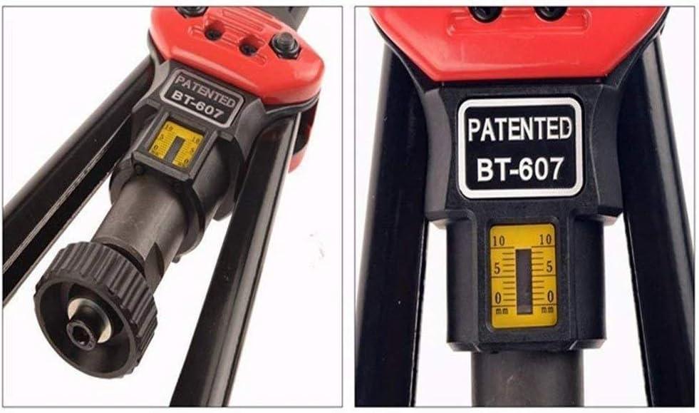 Abilieauty riveteuse pour inserts filet/és pneumatique manuel Leviers plastique d/émontage tour m/étal Rivets insert filet/é Set pinces