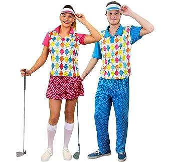 Ilovefancydress Paare Golfer Kostum Verkleidung Kostume Sind 3