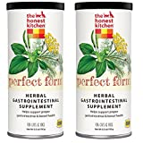 The Honest Kitchen Perfect Form: Natural Human Grade Digestive Supplement for Dogs & Cats, 10.10 oz
