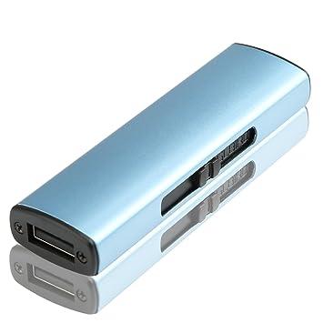 Amazon.com: ruiwo USB encendedor eléctrico vela sin llama ...