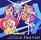 AIKATSU! LIVE AUDITION SINGLE by Waka / Furi / Sunao / Risuko / Otome From Star Anis (2012-12-26)