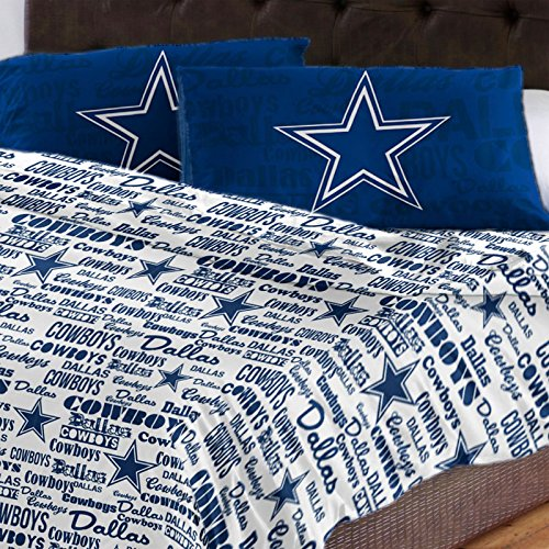 Dallas Cowboys Soft Pillow - 7