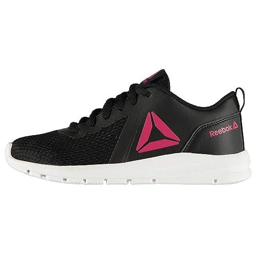 Reebok Niñas Ree Rush Zapatillas Deportivas: Amazon.es: Zapatos y complementos
