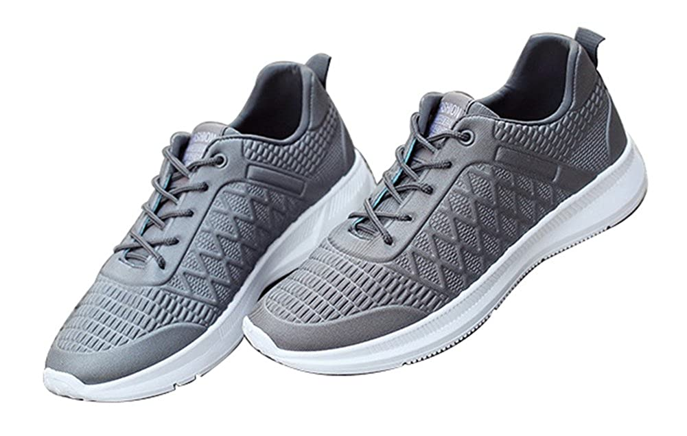timeless design 58194 ee78b Respeedime Spring Men s Casual Mesh Sneakers Summer Outdoor Comfort Running  Shoes  Amazon.co.uk  Shoes   Bags