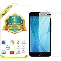 """Película De Gel Silicone Flexível Para Xiaomi Mi A2 Tela 5.99"""" - Proteção Que Adere Em Toda A Tela - Danet"""