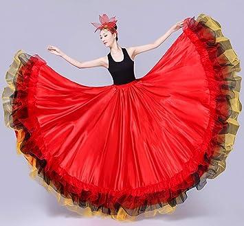 Baile de Apertura, Falda de Columpio Grande, Disfraz, Falda de ...