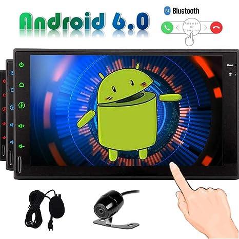 Unidad de Android 6.0 la Radio de Coche de n¨²cleo CU¨¢druple