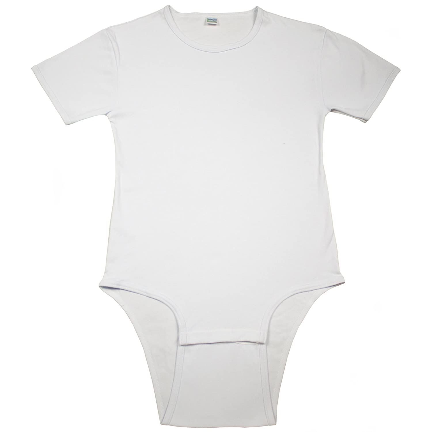Amazon.com  Adult Bodysuit Diapering T-Shirt by Leakmaster e6187c85f