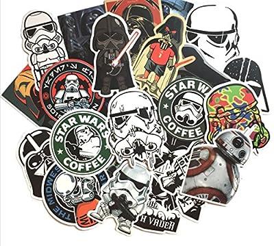 Star Wars Stickers - 25 Pack