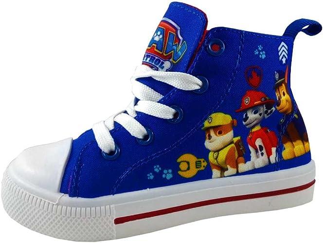 Paw Patrol Boys' Basketball Shoes Blue
