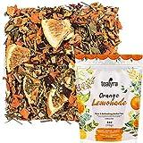 Tealyra - Orange Lemonade - Hibiscus - Eucalyptus - Lemongrass - Herbal Fruity Loose Leaf Tea Blend...