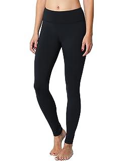ed221353ec Amazon.com: 90 Degree By Reflex High Waist Fleece Lined Leggings ...