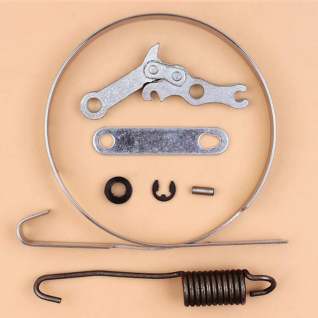 Kettenbremse Band Feder Hebel Clip Kit für Stihl ms250 ms230 Kettensäge