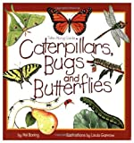 Caterpillars, Bugs, and Butterflies, Mel Boring, 1559714794