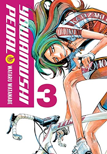 Yowamushi Pedal Vol. 3 (Pedals Juvenile)