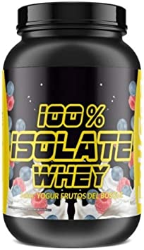 Proteina 100% Isolate Whey 1 Kg - Fullgas Sport, LECHE ...