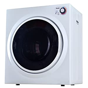 Panda PAN760SFT Apartment Size Portable Compact Cloth Dryer 7 Serial 3.75 Cu.ft Top Control
