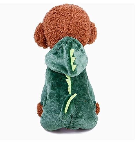 Disfraces de Perro Coral Suave Ropa para Mascotas Fiesta de Animales Fiesta de Halloween Trajes de