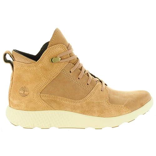 Botines de Mujer TIMBERLAND A1UH3 FLYROAM Medium Beige Talla 40: Amazon.es: Zapatos y complementos