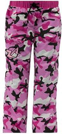 Zumba ZA Girls Camo Pink Cargo Pants